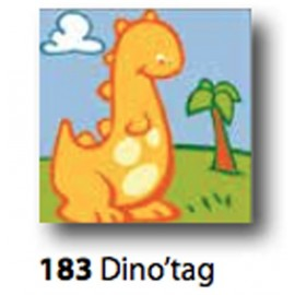 Kit Canovaccio Dino'tag art. 1435.183