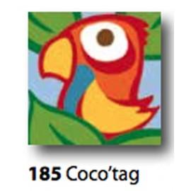 Kit Canovaccio Coco'tag art. 1435.185