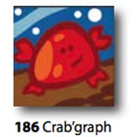 Kit Canovaccio Crab'graph art. 1435.186