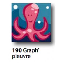 Kit Canovaccio Graph'pieuvre art. 1435.190