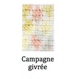 Patterns Coloris - Campagne givrée with. 4508
