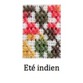 Patterns Coloris - 'eté indien with. 4511
