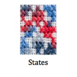 Patterns Coloris - States with the. 4512