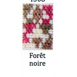 Patterns Coloris - Foret noire with. 4516