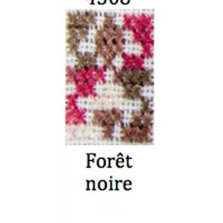 Patterns Coloris - Foret noire with. 4516