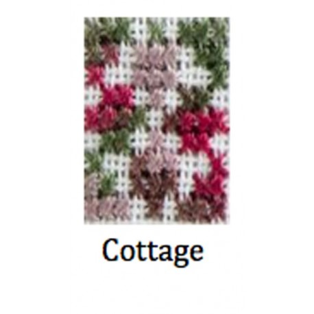 Patterns Coloris - Cottage with. 4518