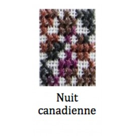 Patterns Coloris - Nuit canadienne col. 4522