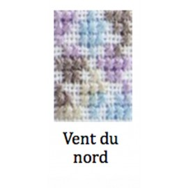 Patterns Coloris -Vent du nord with the. 4523