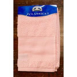 Asciugamano ospite col. Rosa