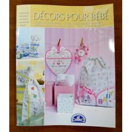 Libro punto croce DMC - Decors pour Bébé