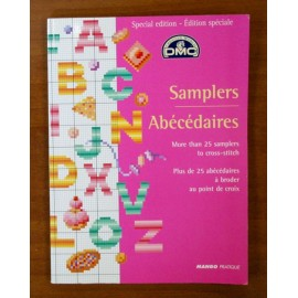 The book cross-stitch DMC - Samplers