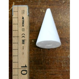 The cone of the foam - 6.5 mm Diameter