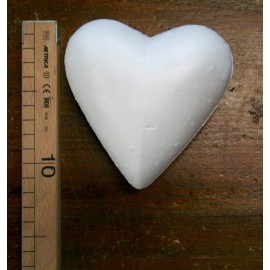 The heart of polystyrene - 100 mm Diameter