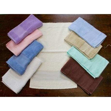 Asciugamani asilo verde acqua
