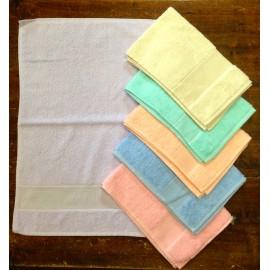 Asciugamani asilo salmone