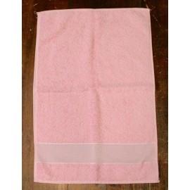 Asciugamani asilo rosa