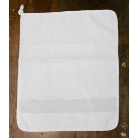 Asciugamani asilo bianco