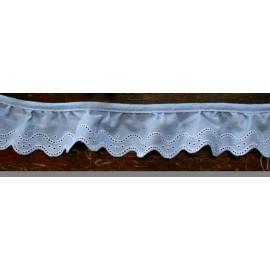 Sangallo con h.4.5 cm azzurro