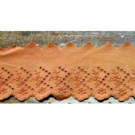 Sangallo con h. 7 cm terracotta