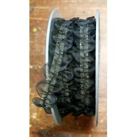 Passamaneria h.2,5cm, nero