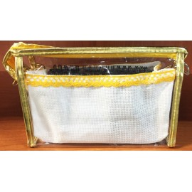 Clutch bag col. Finishing gold