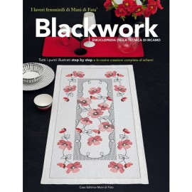 Female jobs of the Hands of Fairy - Blackworck - the Encyclopedia of the technique of the embroidery