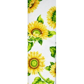 Tyrolean cloth - Sunflowers